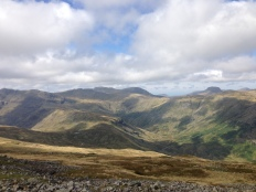 Towards Scafell