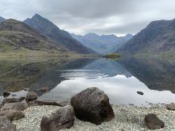 Still waters on Skye
